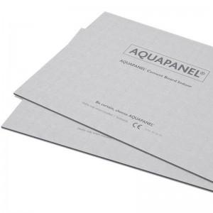 Τσιμεντοσανίδα Knauf Aquapanel Outdoor 12,5mmx1,20x2,40