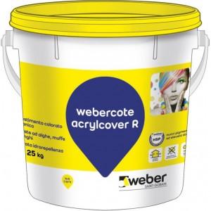 Τελικό Επίχρισμα Weber Cote Acrylcover R