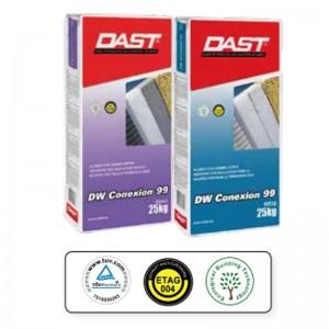 Κόλλα Πολυστερίνης Dast DW Conexion 99 Γκρι 25kg