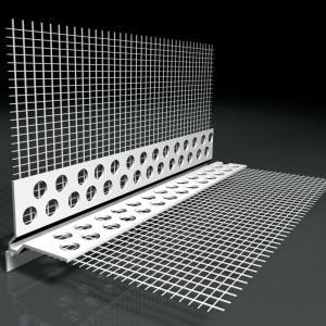 Νεροσταλάκτης 25Χ25mmX2,5m με αντιαλκαλικό πλέγμα 10Χ10mm AKIFIX