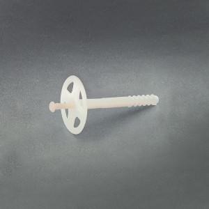 Βύσμα PP πολυστερίνης με πλαστικό καρφί 10Χ120mm