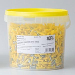 Καρφωτό πλαστικό βύσμα 6Χ38 AKIFIX