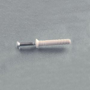 Καρφωτό πλαστικό βύσμα 6X60 AKIFIX